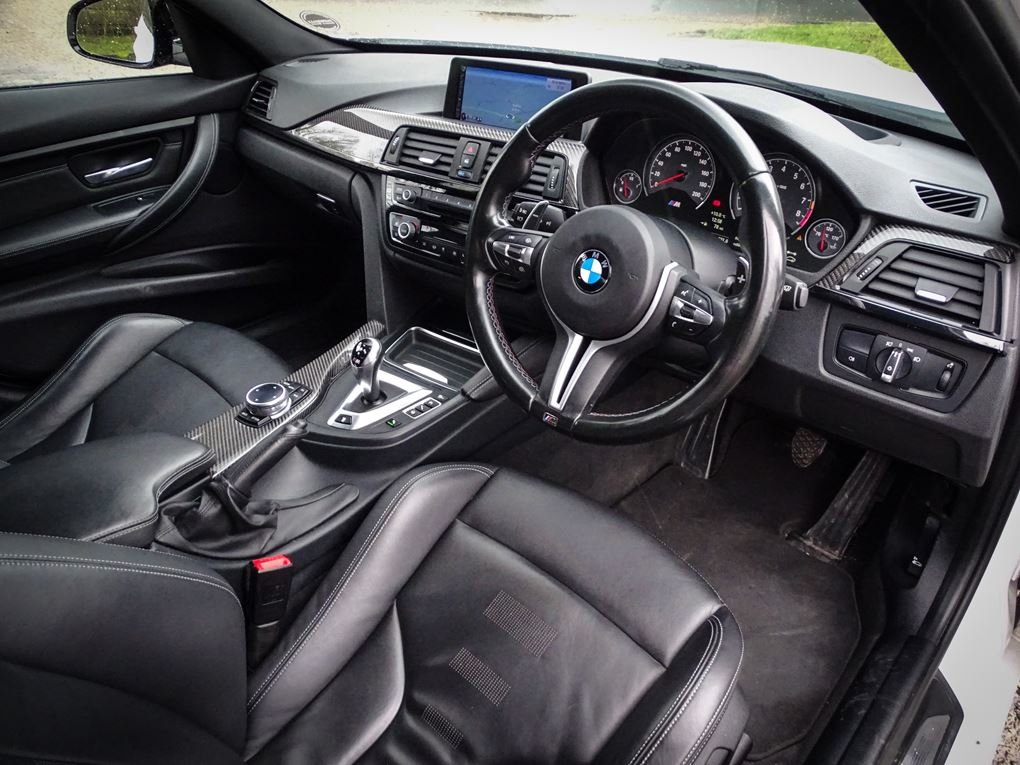 2014 BMW  M3  SALOON DCT AUTO  26,948 For Sale (picture 14 of 24)