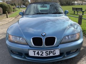 BMW Z3 1999 - To be auctioned  For Sale by Auction