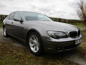 Picture of 2006 BMW 740 Saloon Automatic 38000 Miles  SOLD