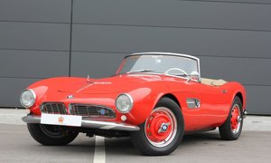 1958 – BMW 507 Series II For Sale
