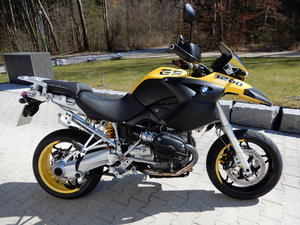 2005 BMW R1200 GS Supermoto 17 For Sale