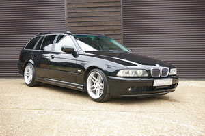 2003 BMW E39 530i SE Touring Automatic (55,239 miles) For Sale
