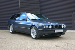 1995 BMW E34 M5 3.8i Touring 6 Speed Manual (86,216 miles) For Sale