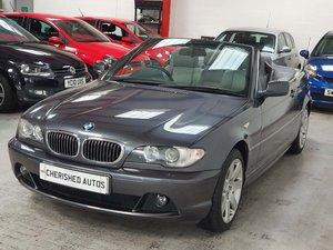 2005 BMW 320i CI 2.2 SE CONVERTIBLE*GEN 59,000 MILES*RARE EXAMPLE For Sale