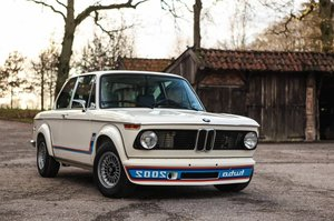 1974 BMW 2002 Turbo  clean solid Ivory driver coming soon