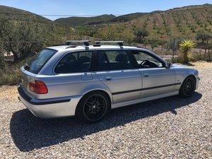 BMW 540i E39 Touring