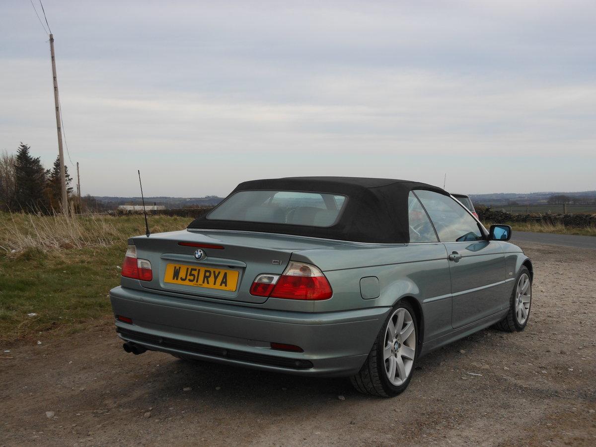 2001 BMW 330Ci M Sport Spec Convertible Manual E46 SOLD (picture 2 of 6)