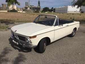 1969 BMW 1600-02 Fullcabrio