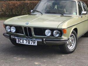 1977 BMW e3 Very rare