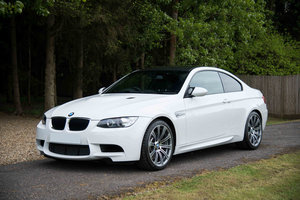 2011 BMW E9 M3 (LCI) 6-Speed Manual – 2,300 miles