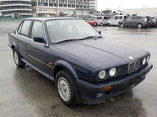 1987 325iX Saloon E30 Allrad original LHD low kms