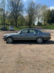 E32 BMW 740i Auto