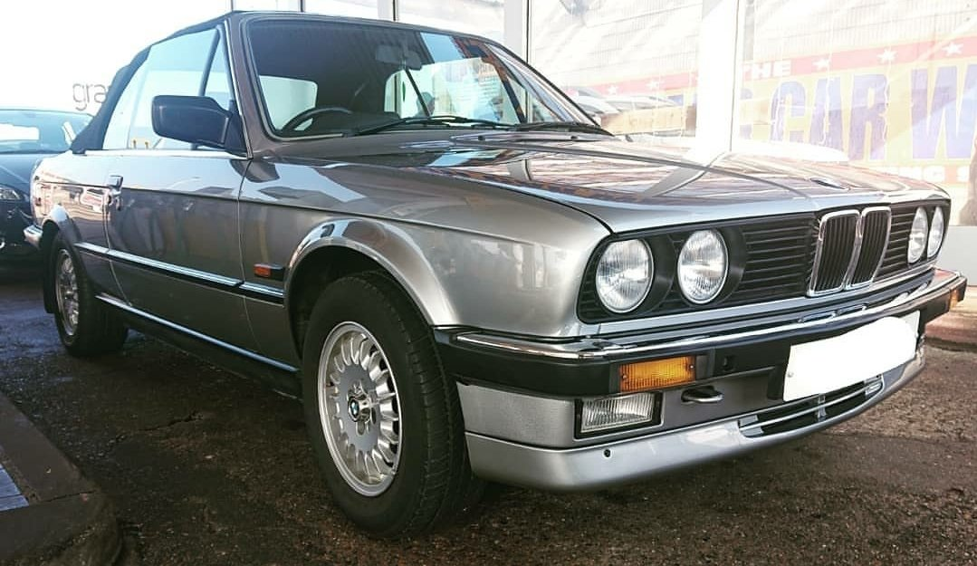 1986 E30 325i convertible For Sale (picture 3 of 6)