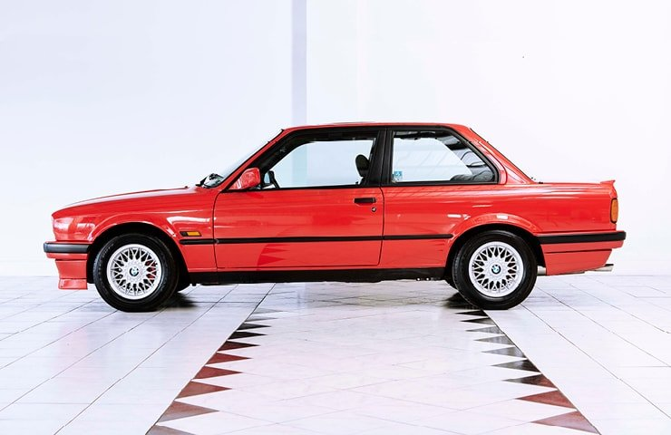 1990 BMW E30 318IS SOLD (picture 1 of 10)