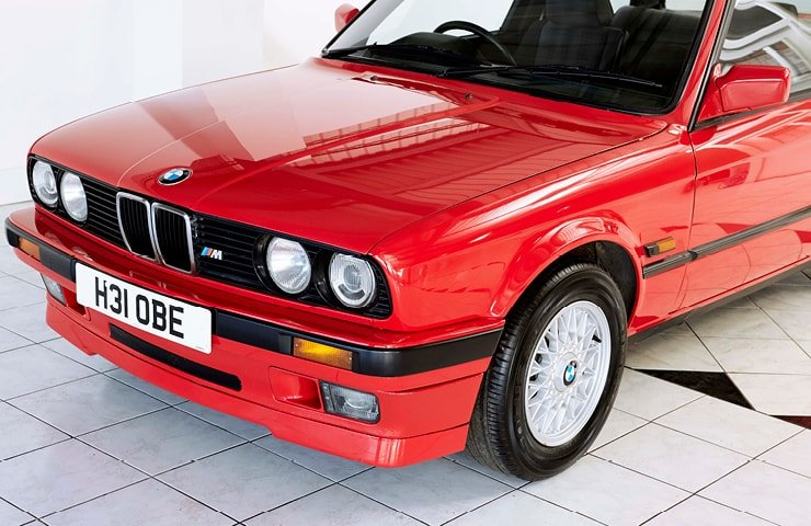 1990 BMW E30 318IS SOLD (picture 2 of 10)