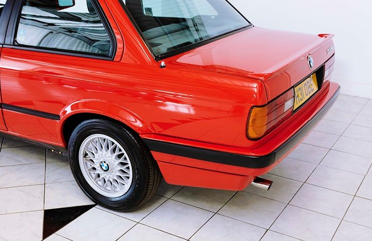 1990 BMW E30 318IS SOLD (picture 4 of 10)