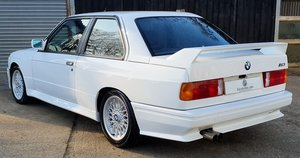 1987 Simply superb  BMW E30 M3 - Amazing History - Just Serviced