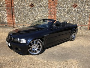 2006 E46 M3 manual cab with 2 former keeper