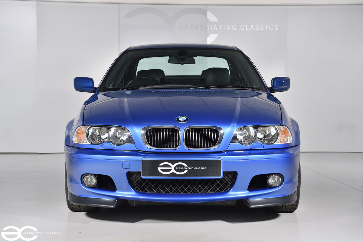 2002 Fantastic & Original - One Owner - 17k Miles 330Ci Clubsport SOLD (picture 1 of 6)