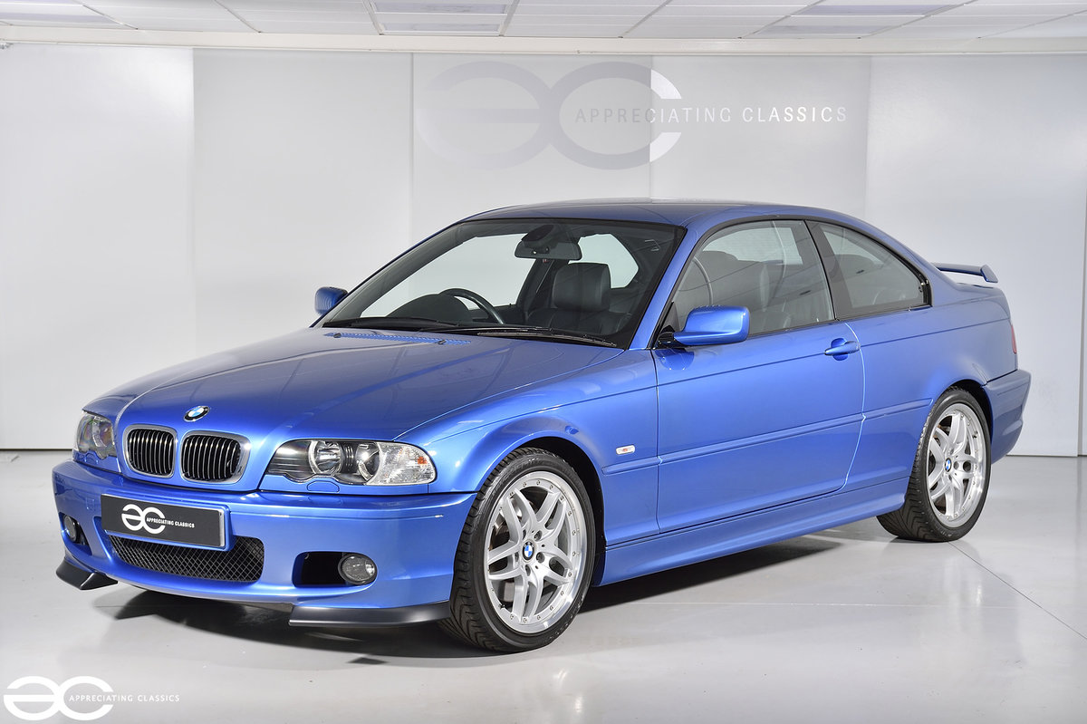 2002 Fantastic & Original - One Owner - 17k Miles 330Ci Clubsport SOLD (picture 2 of 6)