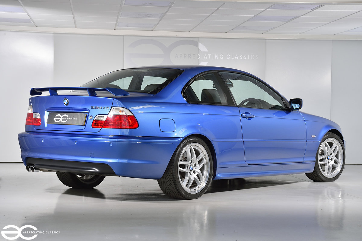 2002 Fantastic & Original - One Owner - 17k Miles 330Ci Clubsport SOLD (picture 3 of 6)