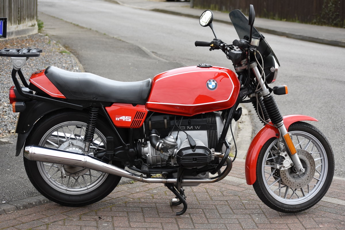 1974 BMW R75/6 For Sale | Car And Classic