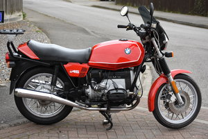 BMW R45 - Original, usable classic investment