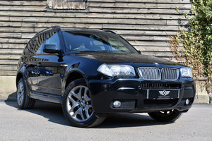 2007 BMW X3 XDrive 2.5i Sport Auto **RESERVED** SOLD