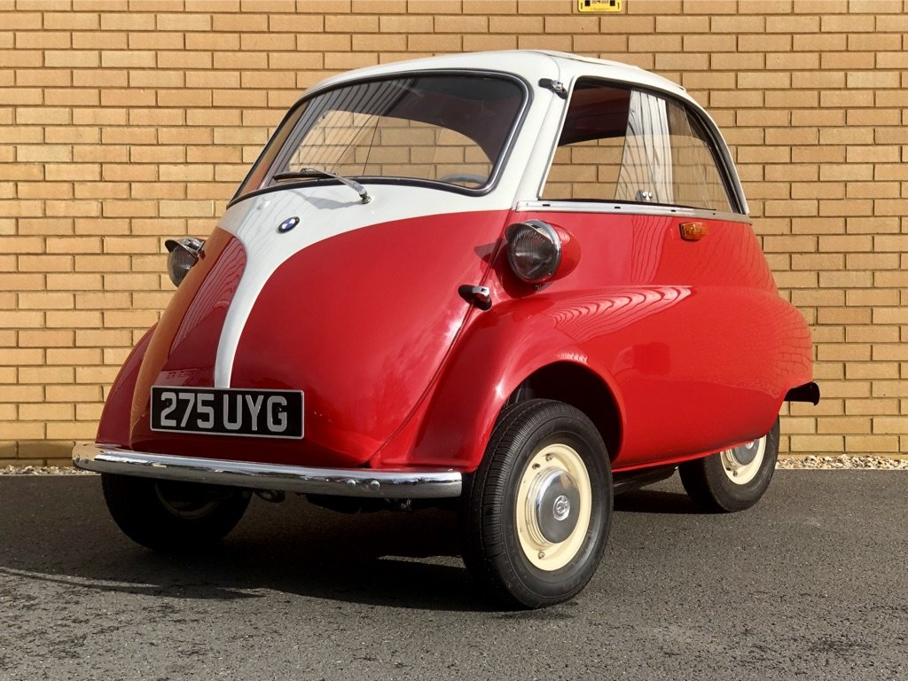 1961 BMW ISETTA 0.3L // Iconic Bubble Car // Px swap For Sale (picture 1 of 10)