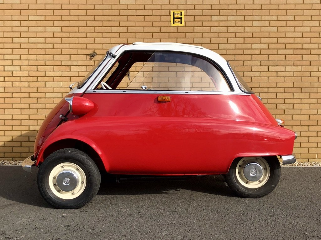 1961 BMW ISETTA 0.3L // Iconic Bubble Car // Px swap For Sale (picture 2 of 10)