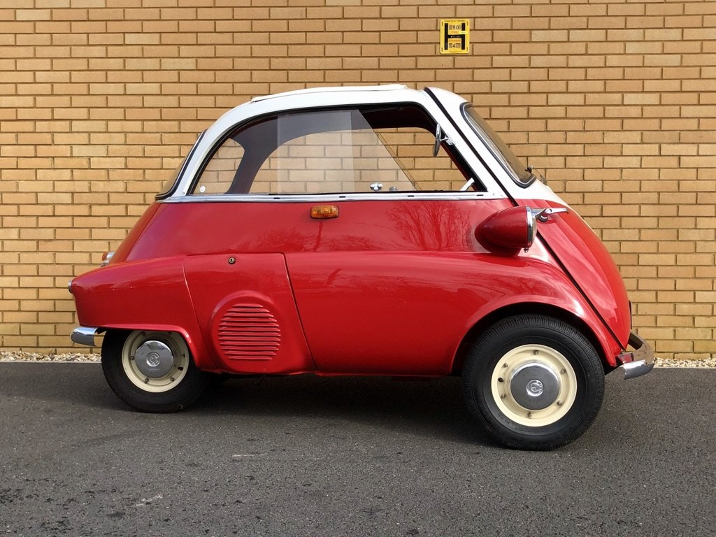 1961 BMW ISETTA 0.3L // Iconic Bubble Car // Px swap For Sale (picture 5 of 10)