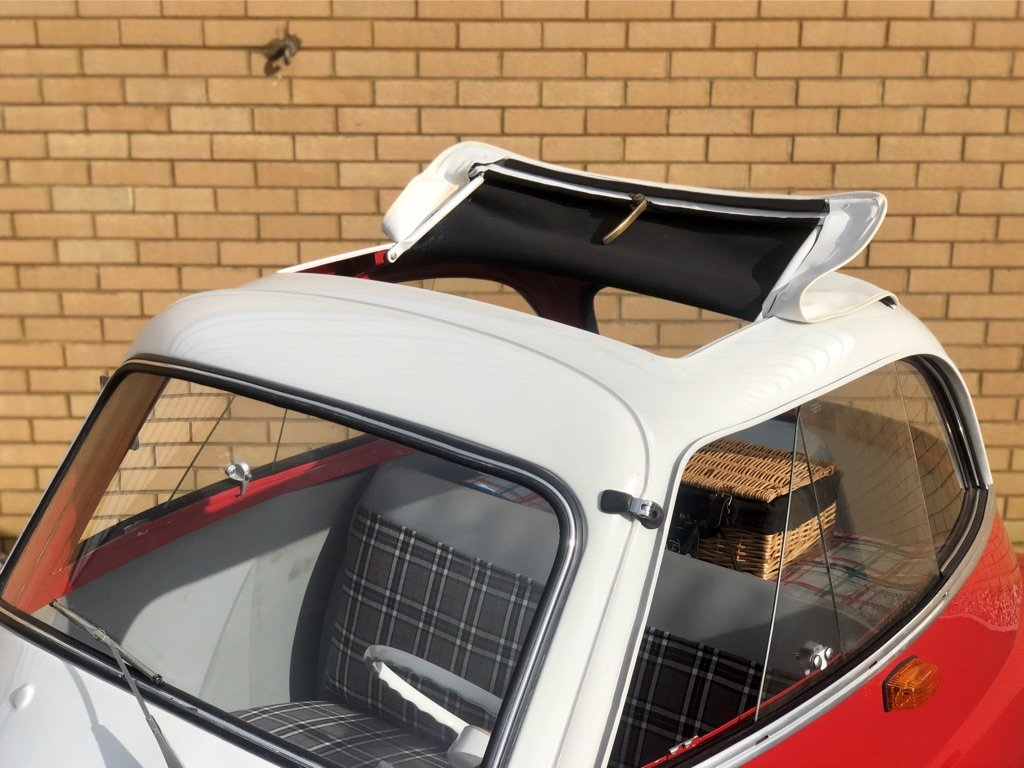 1961 BMW ISETTA 0.3L // Iconic Bubble Car // Px swap For Sale (picture 6 of 10)