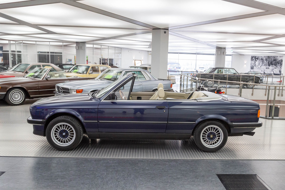 1987 BMW 325i Cabrio  For Sale (picture 2 of 6)