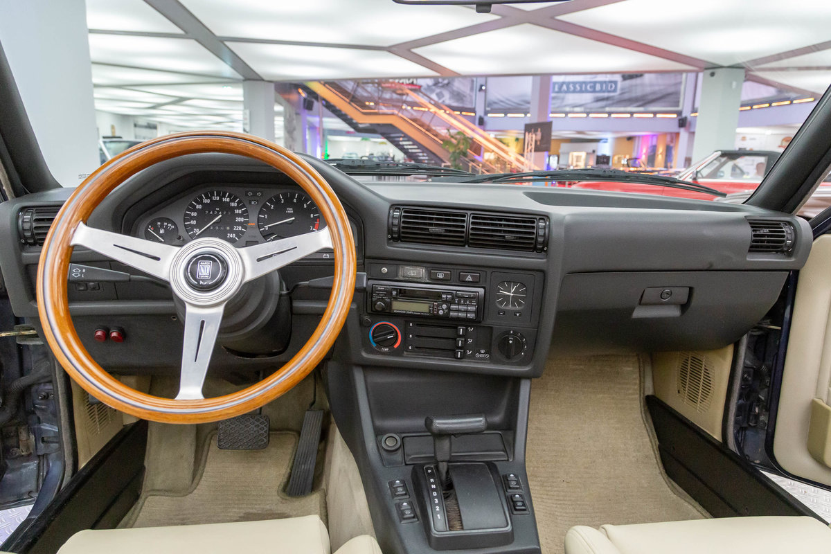 1987 BMW 325i Cabrio  For Sale (picture 6 of 6)
