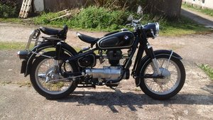 1957 BMW R26 06/05/20 SOLD by Auction