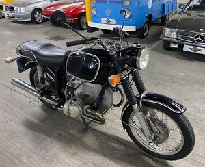 1970 BMW R50/5 Motorcycle