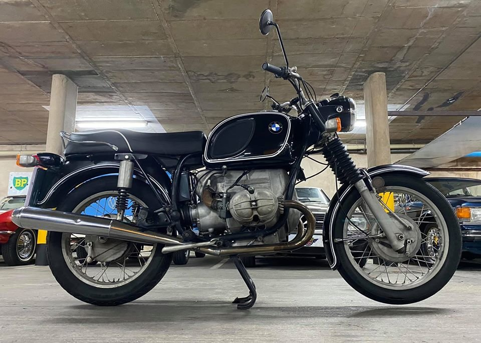 1970 BMW R50/5 Motorcycle For Sale (picture 6 of 6)