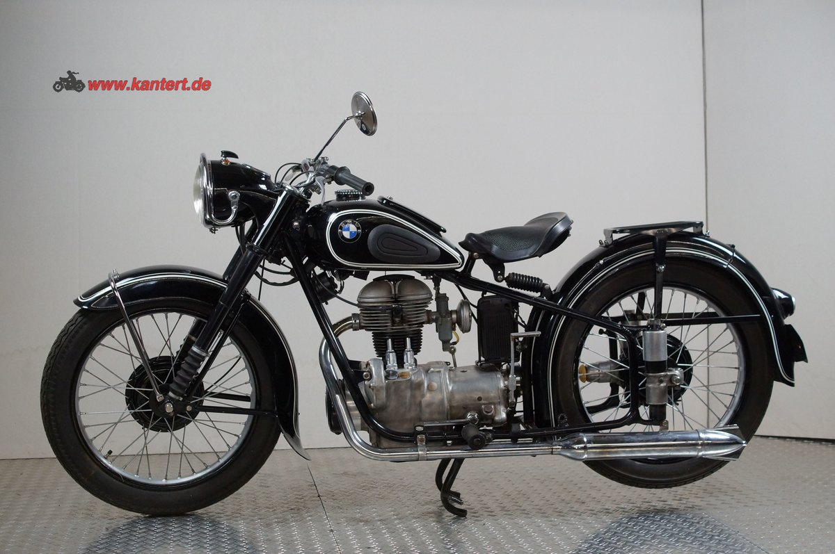 1953 BMW R 25/2, 245 cc, 12 hp For Sale (picture 1 of 6)