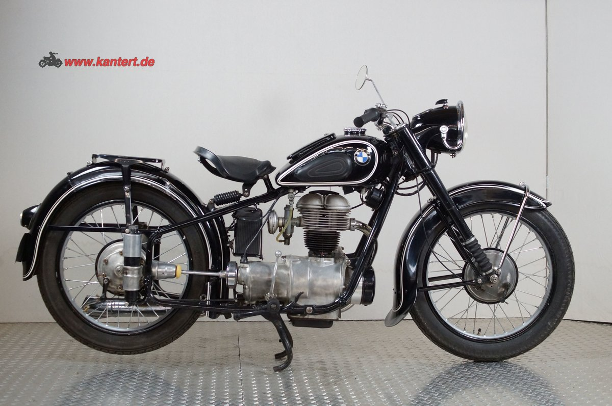 1953 BMW R 25/2, 245 cc, 12 hp For Sale (picture 2 of 6)