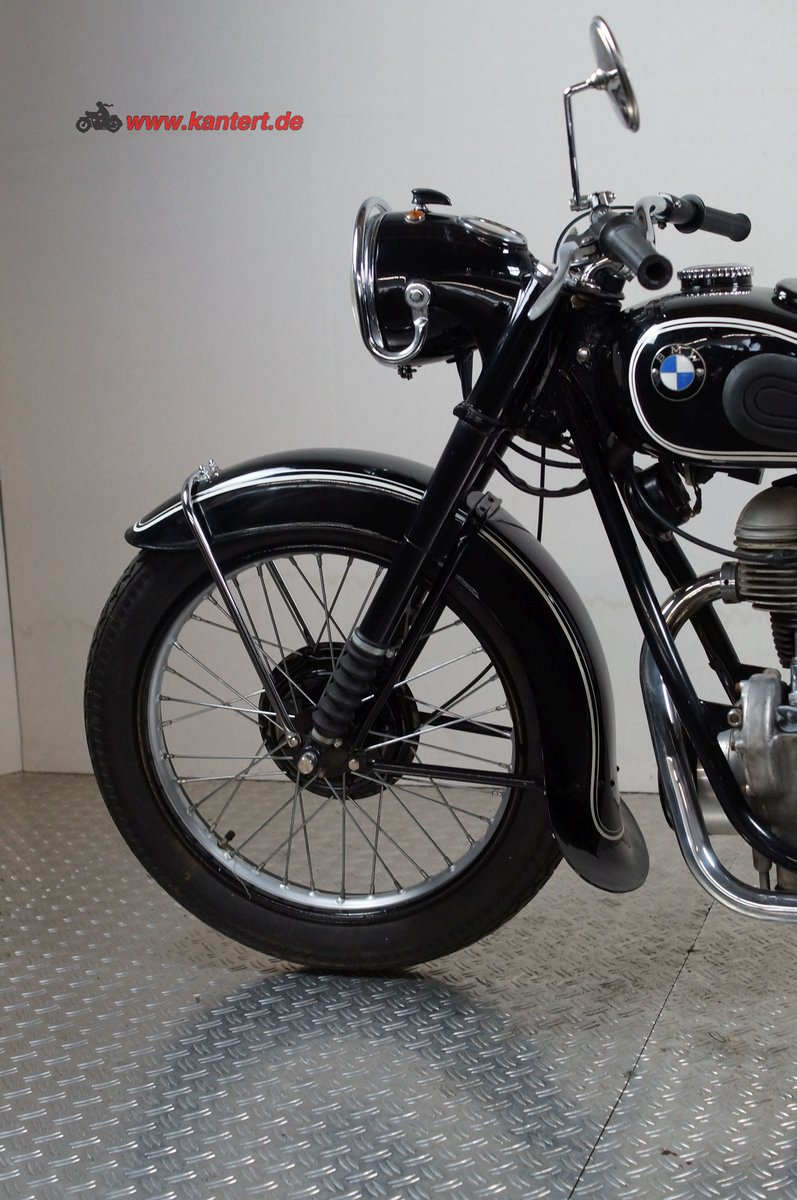 1953 BMW R 25/2, 245 cc, 12 hp For Sale (picture 3 of 6)