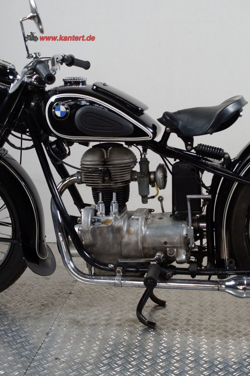 1953 BMW R 25/2, 245 cc, 12 hp For Sale (picture 4 of 6)