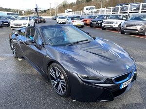 2019 BMW I8 ROADSTER  For Sale