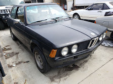 1977 BMW 320i Coupe high performance twin carb engine $3.9k