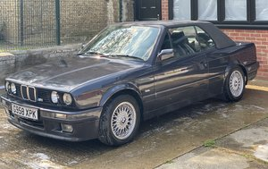 1989 BMW E30 325i MotorSport Convertible For Sale