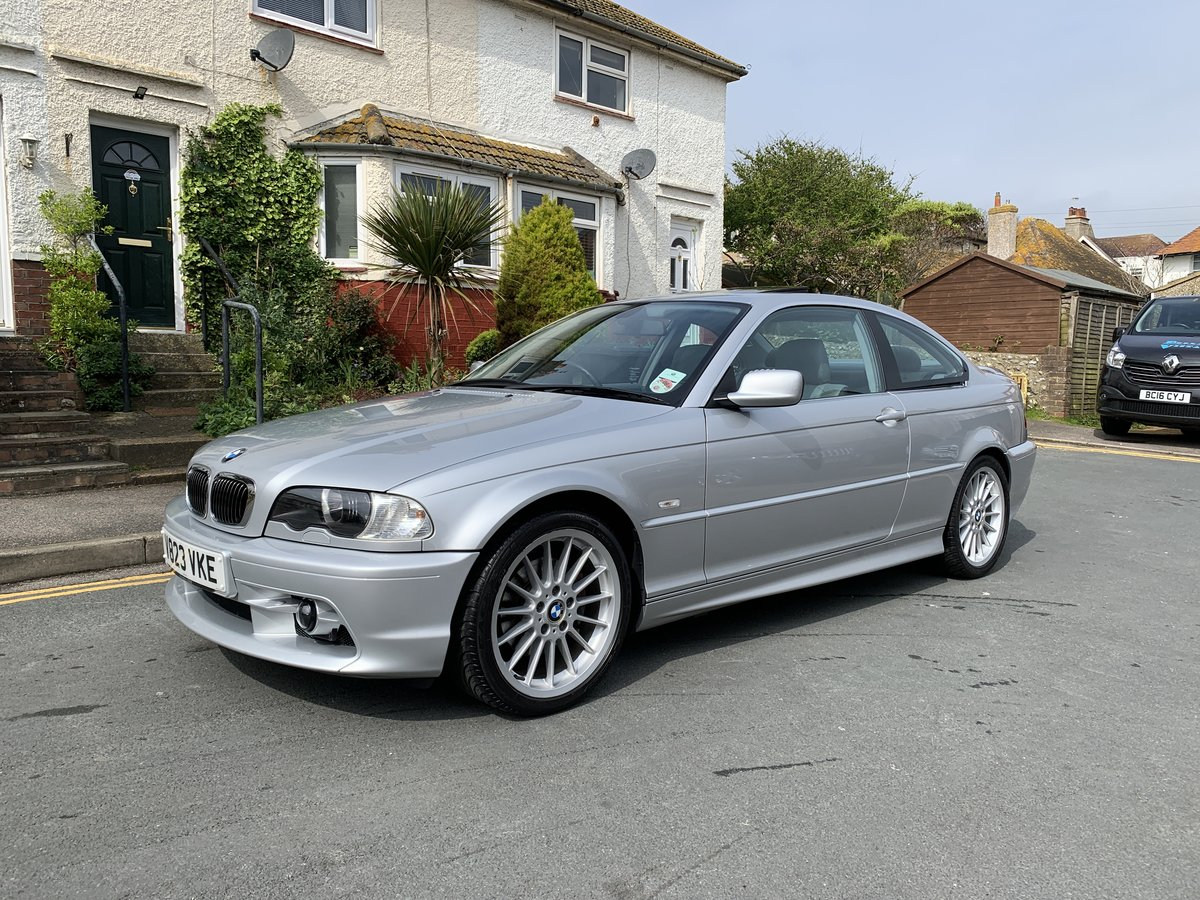 1999 BMW E46 328i COUPE **24000 MILES** For Sale (picture 1 of 6)