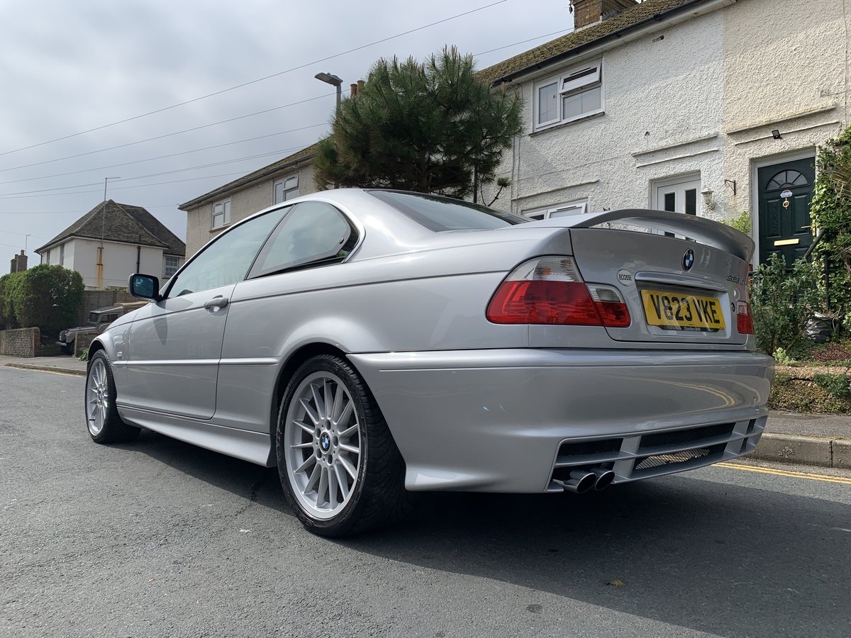 1999 BMW E46 328i COUPE **24000 MILES** For Sale (picture 2 of 6)