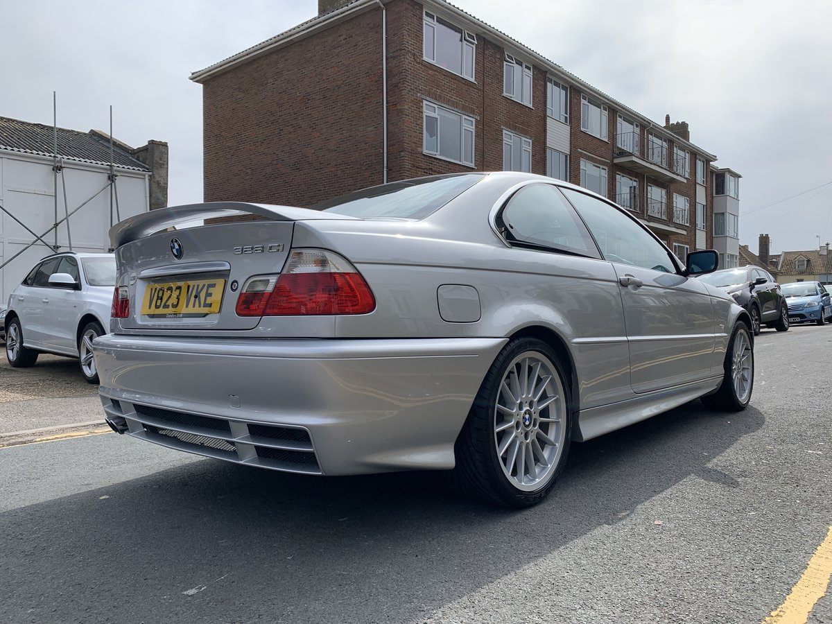 1999 BMW E46 328i COUPE **24000 MILES** For Sale (picture 3 of 6)