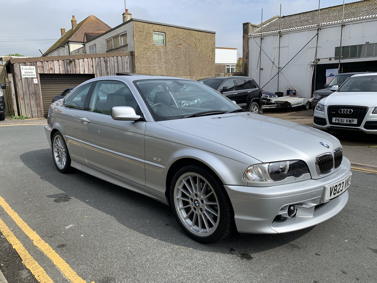 1999 BMW E46 328i COUPE **24000 MILES** For Sale (picture 4 of 6)