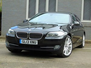 2013 BMW 5 Series 3.0 530d SE 4dr £10360 OF FACTORY OPTIONS SOLD