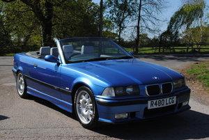 1998 BMW M3 evo convertible